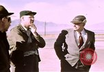 Image of V-2 rocket New Mexico United States USA, 1945, second 16 stock footage video 65675031550