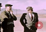 Image of V-2 rocket New Mexico United States USA, 1945, second 18 stock footage video 65675031550