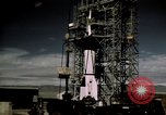 Image of V-2 rocket New Mexico United States USA, 1945, second 28 stock footage video 65675031550