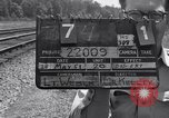 Image of Railroad safety United States USA, 1951, second 4 stock footage video 65675031555
