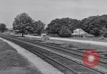 Image of Railroad safety United States USA, 1951, second 30 stock footage video 65675031556