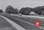 Image of Railroad safety United States USA, 1951, second 31 stock footage video 65675031556