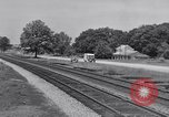 Image of Railroad safety United States USA, 1951, second 32 stock footage video 65675031556