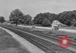 Image of Railroad safety United States USA, 1951, second 34 stock footage video 65675031556