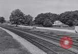 Image of Railroad safety United States USA, 1951, second 36 stock footage video 65675031556