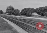 Image of Railroad safety United States USA, 1951, second 45 stock footage video 65675031556
