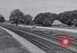 Image of Railroad safety United States USA, 1951, second 48 stock footage video 65675031556