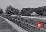 Image of Railroad safety United States USA, 1951, second 49 stock footage video 65675031556