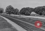 Image of Railroad safety United States USA, 1951, second 50 stock footage video 65675031556