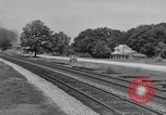 Image of Railroad safety United States USA, 1951, second 51 stock footage video 65675031556