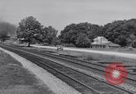 Image of Railroad safety United States USA, 1951, second 52 stock footage video 65675031556