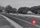 Image of Railroad safety United States USA, 1951, second 53 stock footage video 65675031556