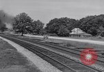 Image of Railroad safety United States USA, 1951, second 55 stock footage video 65675031556