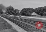 Image of Railroad safety United States USA, 1951, second 56 stock footage video 65675031556