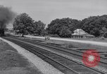 Image of Railroad safety United States USA, 1951, second 58 stock footage video 65675031556