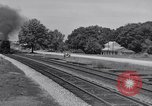 Image of Railroad safety United States USA, 1951, second 59 stock footage video 65675031556