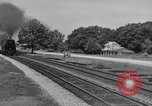 Image of Railroad safety United States USA, 1951, second 60 stock footage video 65675031556