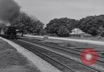Image of Railroad safety United States USA, 1951, second 61 stock footage video 65675031556