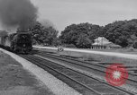 Image of Railroad safety United States USA, 1951, second 62 stock footage video 65675031556