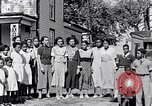 Image of Negro children South Carolina United States USA, 1936, second 35 stock footage video 65675031557