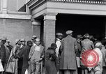 Image of unemployed African Americans in Great Depression South Carolina United States USA, 1936, second 29 stock footage video 65675031564