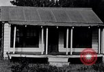 Image of housing of Negroes South Carolina United States USA, 1936, second 19 stock footage video 65675031572