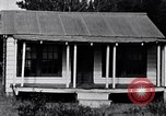 Image of housing of Negroes South Carolina United States USA, 1936, second 21 stock footage video 65675031572