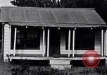 Image of housing of Negroes South Carolina United States USA, 1936, second 22 stock footage video 65675031572