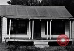 Image of housing of Negroes South Carolina United States USA, 1936, second 26 stock footage video 65675031572