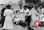 Image of African American women dancing South Carolina United States USA, 1936, second 2 stock footage video 65675031583