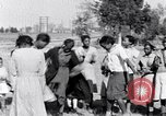Image of African American women dancing South Carolina United States USA, 1936, second 7 stock footage video 65675031583