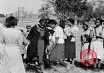 Image of African American women dancing South Carolina United States USA, 1936, second 8 stock footage video 65675031583