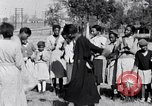 Image of African American women dancing South Carolina United States USA, 1936, second 10 stock footage video 65675031583