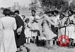 Image of African American women dancing South Carolina United States USA, 1936, second 14 stock footage video 65675031583