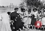 Image of African American women dancing South Carolina United States USA, 1936, second 19 stock footage video 65675031583