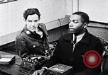 Image of African American college students Washington DC USA, 1939, second 2 stock footage video 65675031589