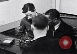 Image of African American college students Washington DC USA, 1939, second 6 stock footage video 65675031589