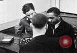 Image of African American college students Washington DC USA, 1939, second 11 stock footage video 65675031589
