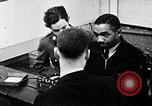Image of African American college students Washington DC USA, 1939, second 12 stock footage video 65675031589