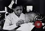 Image of African American medical students Washington DC USA, 1939, second 49 stock footage video 65675031591