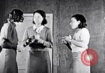 Image of African American students in drama class Washington DC USA, 1939, second 26 stock footage video 65675031593