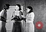 Image of African American students in drama class Washington DC USA, 1939, second 28 stock footage video 65675031593