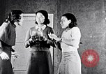 Image of African American students in drama class Washington DC USA, 1939, second 29 stock footage video 65675031593