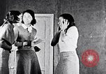 Image of African American students in drama class Washington DC USA, 1939, second 33 stock footage video 65675031593