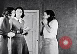 Image of African American students in drama class Washington DC USA, 1939, second 34 stock footage video 65675031593