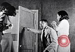 Image of African American students in drama class Washington DC USA, 1939, second 38 stock footage video 65675031593