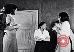 Image of African American students in drama class Washington DC USA, 1939, second 48 stock footage video 65675031593