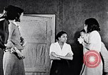 Image of African American students in drama class Washington DC USA, 1939, second 49 stock footage video 65675031593