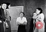Image of African American students in drama class Washington DC USA, 1939, second 51 stock footage video 65675031593