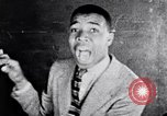 Image of African American students in drama class Washington DC USA, 1939, second 55 stock footage video 65675031593